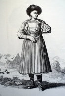 A Peasant's Wife from Nuremberg