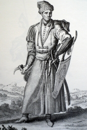 An Armed Polish Nobleman